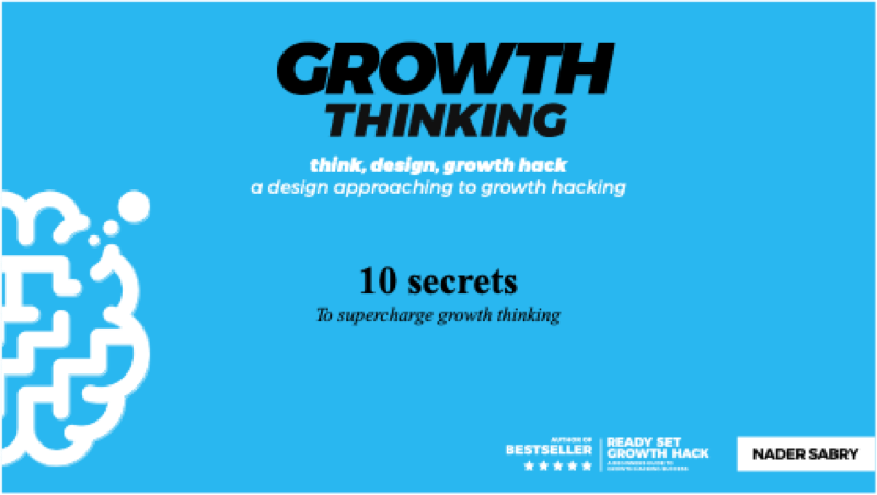 10 Secrets to super boost Training on Growth Thinking