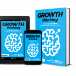Growth Thinking Book in ebook, paperback, hardcover and audio