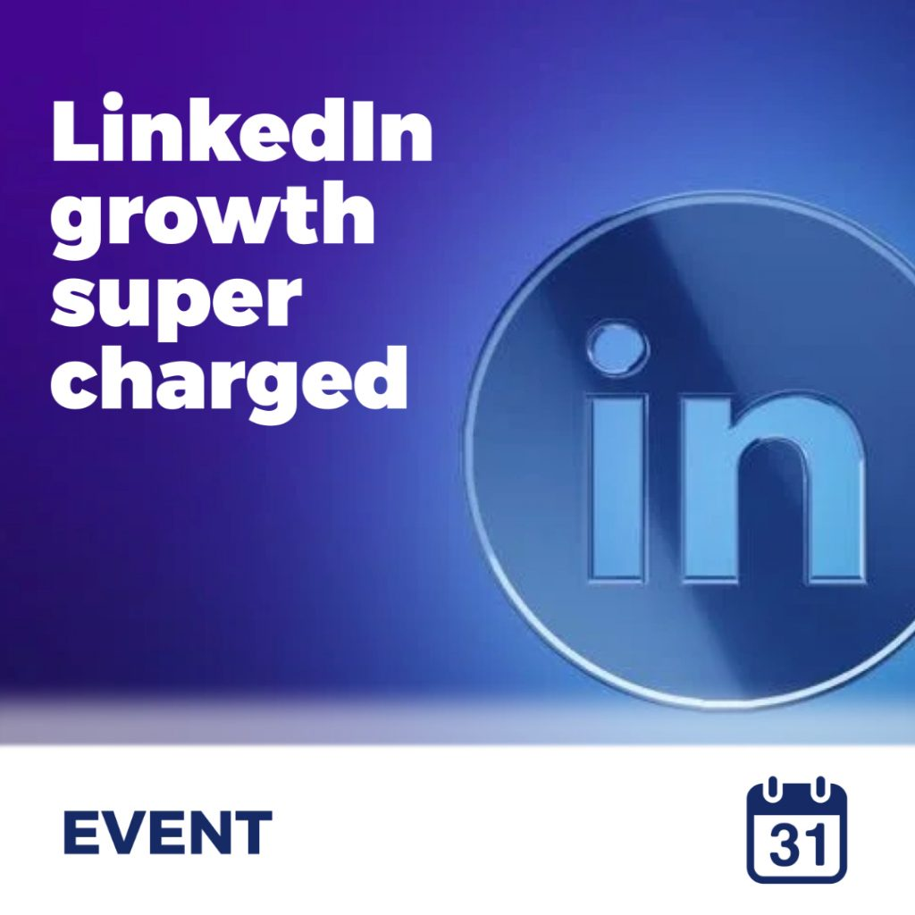 LinkedIn growth supercharged